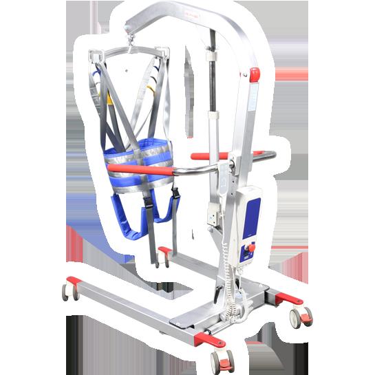 针对患者训练需求,可站立训练、行走锻炼,让半失能人群重新站起来